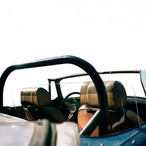 Windstop plexiglass MG B cabriolet - Plexicar