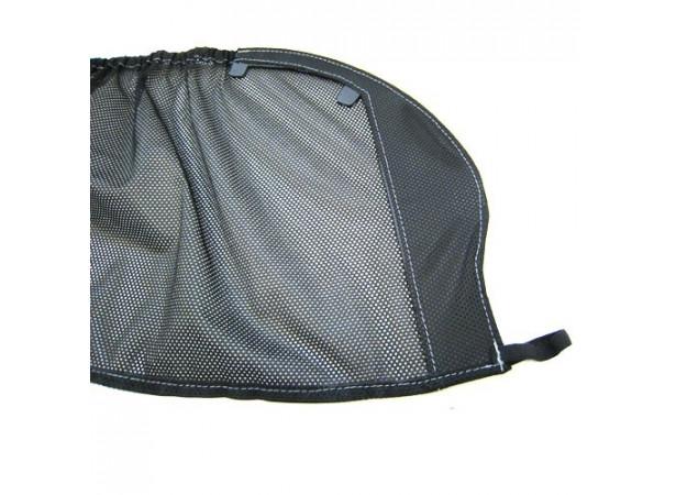 filet coupe vent anti remous windschott smart fortwo cabriolet. Black Bedroom Furniture Sets. Home Design Ideas