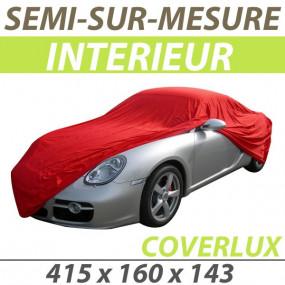 Housse intérieure semi-sur-mesure en Jersey Coverlux (M2) - Bache auto : Housse protection cabriolet