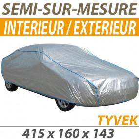 Housse intérieure/extérieure semi-sur-mesure en Tyvek® (M2) - Housse auto : Bache protection cabriolet