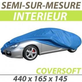 Housse intérieure semi-sur-mesure en Polypropylène Coversoft - Housse auto : Bache protection cabriolet