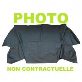 Habillage du coffre à capote en simili noir pour Chevrolet Corvair Monza cabriolet