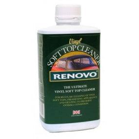 Renovo - Nettoyant capote vinyle et PVC