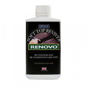 Renovo - Rénovateur pour capote en toile bleu