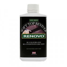 Renovo - Rénovateur pour capote en toile verte