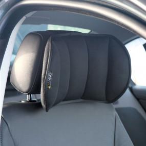 Cale tête ergonomique ajustable pour siège cabriolet