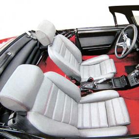 Rembourrage en Mousse PU pour assise avant Alfa Romeo Coda Tronca 1987-1994
