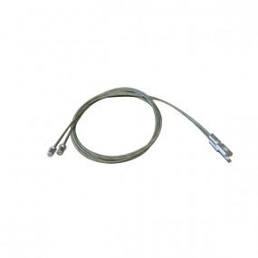 Câbles latéraux de tension pour capote de Chrysler Stratus cabriolet