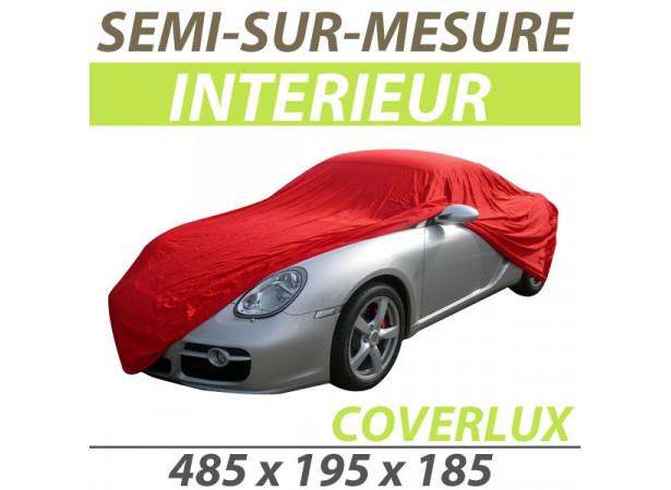housse protection voiture bache protection auto semi sur mesure interieure coverlux pour. Black Bedroom Furniture Sets. Home Design Ideas