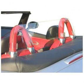 Windstop plexiglass Bmw Z8 cabriolet - Plexicar