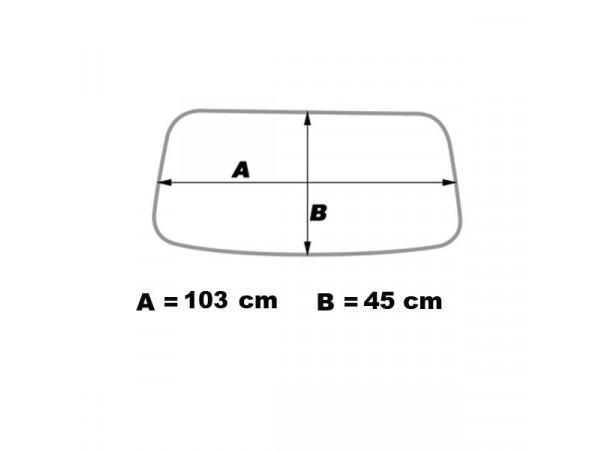 Lunette origine capote Bmw E36 cabriolet