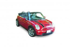 Mini cabriolet - R52