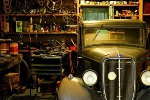 Équipements garage