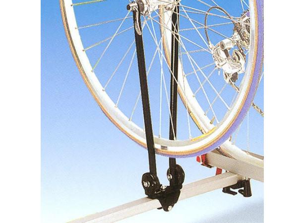Porte roue avant de vélo