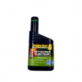 Nettoyant circuit de carburant pour moteur essence Injexion 5 Essence 500ml