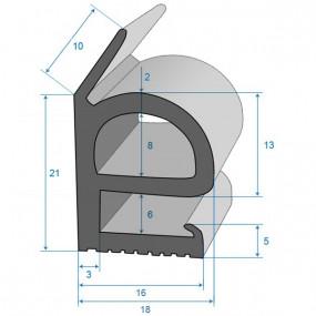 Joint de casquette - 16 x 21 mm