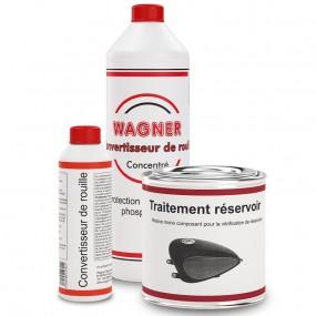 Wagner Kit de traitement pour réservoir essence