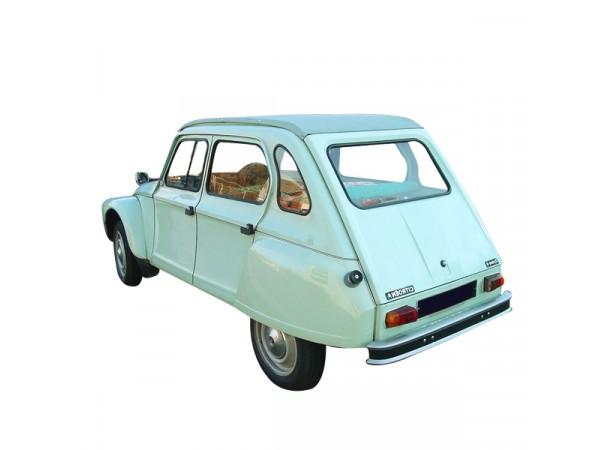 Capote auto pour Citroen Dyane en vinyle qualité origine