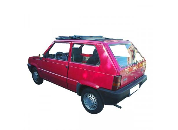 Capote toit ouvrant Fiat Panda découvrable en vinyle