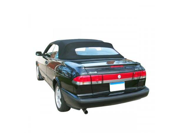Capote auto Saab 900 SE cabriolet en Alpaga Sonnenland A5