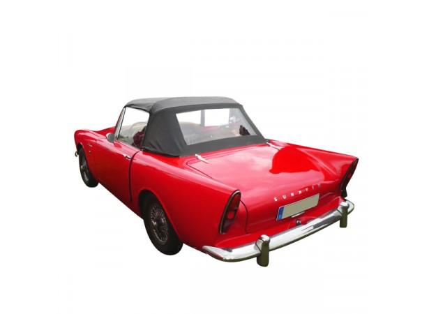 Capote Sunbeam Alpine série 2 cabriolet en Alpaga SF
