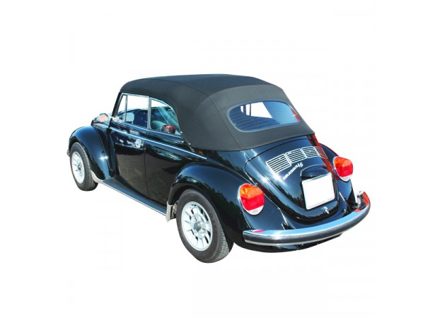 Capote auto Volkswagen Coccinelle 1303 cabriolet en Vinyle
