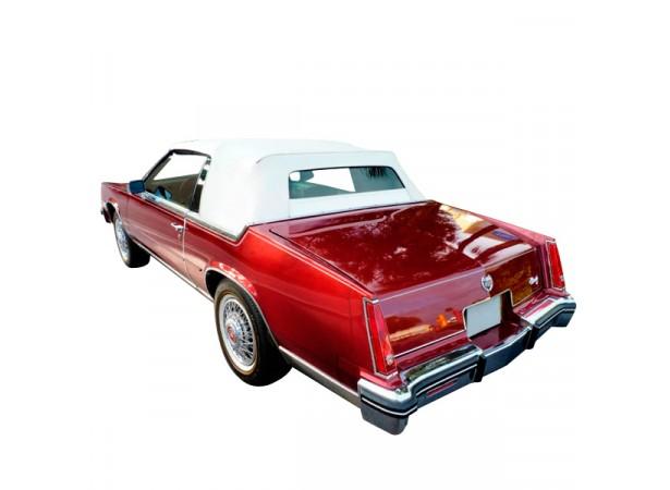 Capote Cadillac Eldorado cabriolet en vinyle