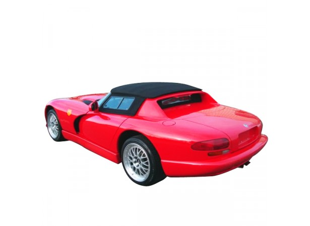Capote partie avant Dodge Viper Targa GTS cabriolet en Alpaga Stayfast