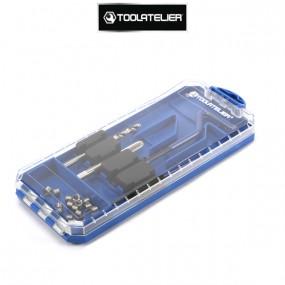 Coffret de réparation de filetages M5 x 0.8 - ToolAtelier®
