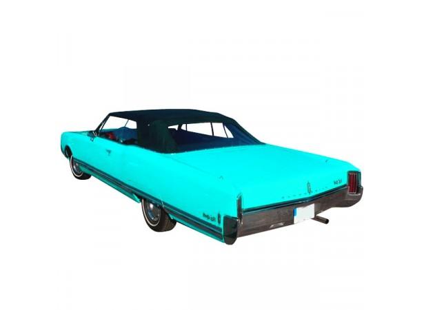 Capote Oldsmobile 98 cabriolet (1961-1964) en vinyle