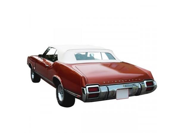Capote Oldsmobile Cutlass cabriolet (1968-1972) en vinyle