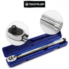 """Clé dynamométrique carré 1/2"""" (30 à 210 Nm) - ToolAtelier"""