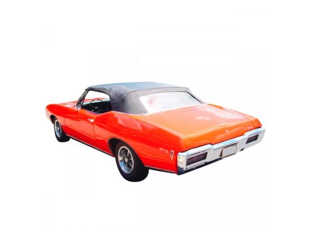 Capote Pontiac GTO cabriolet (68-72) en vinyle