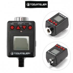 """Adaptateur dynamométrique digital carré 3/8"""", 27-135 Nm - ToolAtelier"""