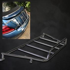 Porte-bagages sur-mesure pour cabriolet Volkswagen Coccinelle avec aileron