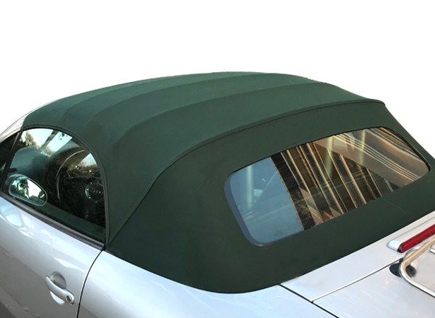 Capote Audi TT cabriolet en Alpaga Twillfast RPC