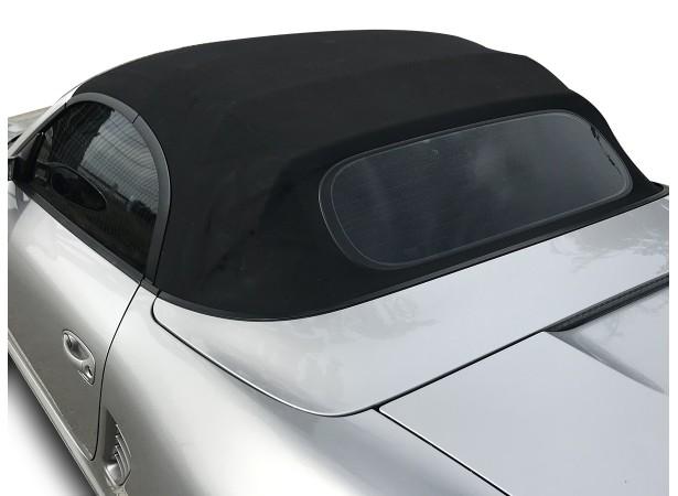 Capote Porsche Boxster cabriolet (type 987) en Alpaga Sonnenland A5S