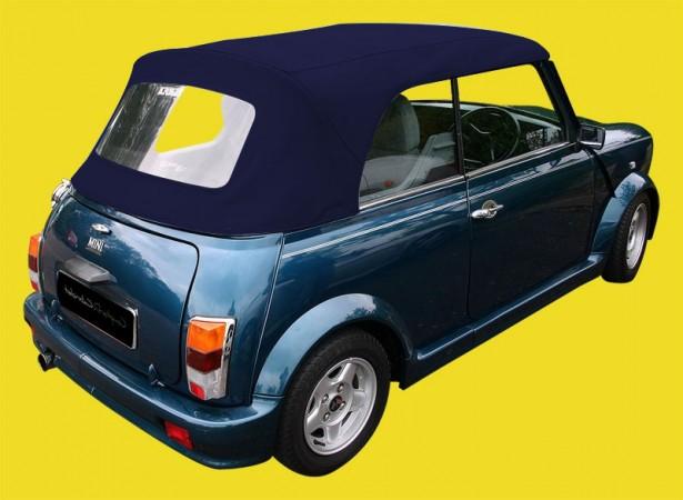 Capote O.E.M Mini R52 cabriolet en Alpaga Twillfast®