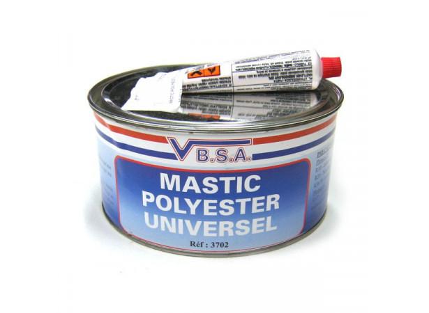 Mastic polyester carrosserie - 2.5Kg