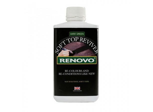 Rénovateur vert RENOVO pour capote en toile