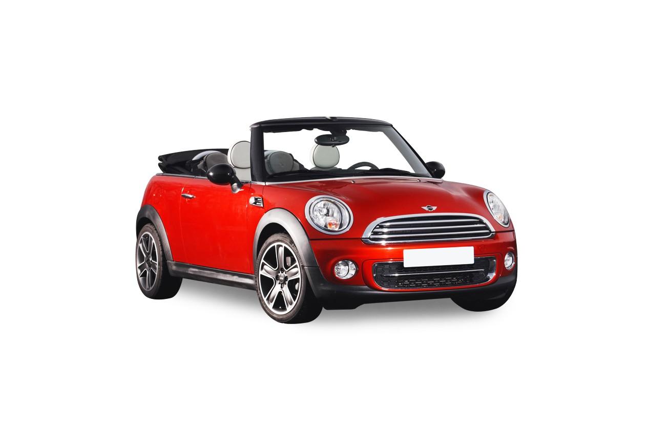 Mini cabriolet - R57