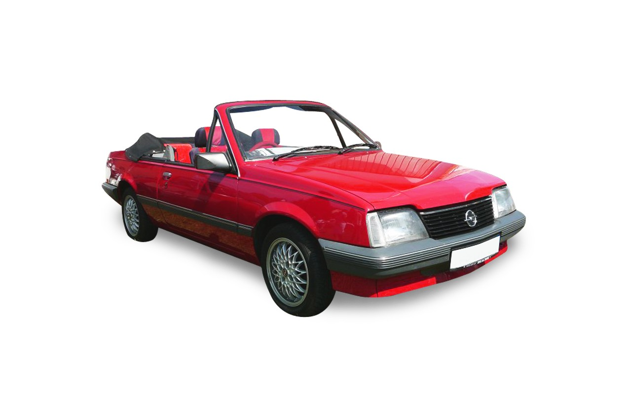 accessoires auto opel ascona cabriolet comptoir du cabriolet. Black Bedroom Furniture Sets. Home Design Ideas