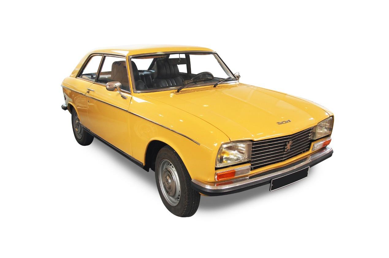 304 coupé