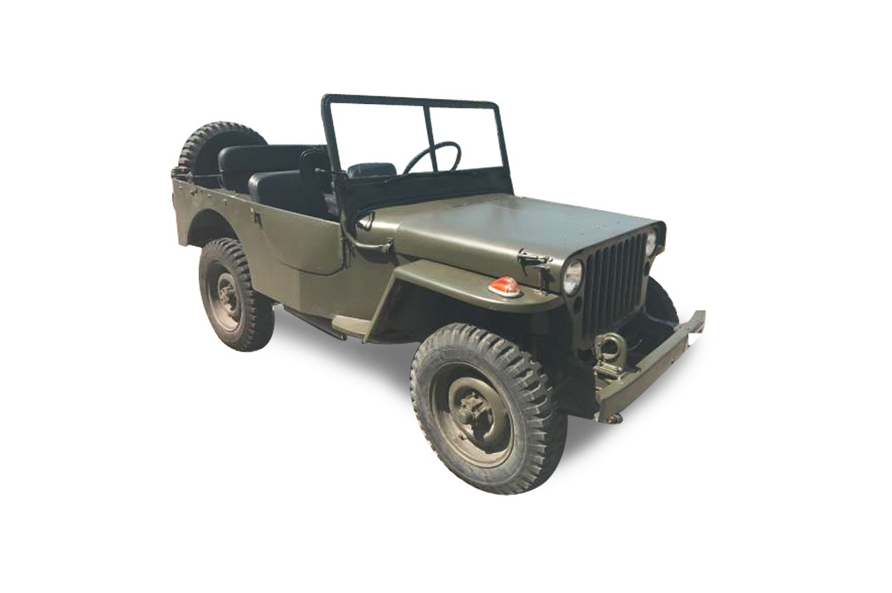 Willys MB - GPW