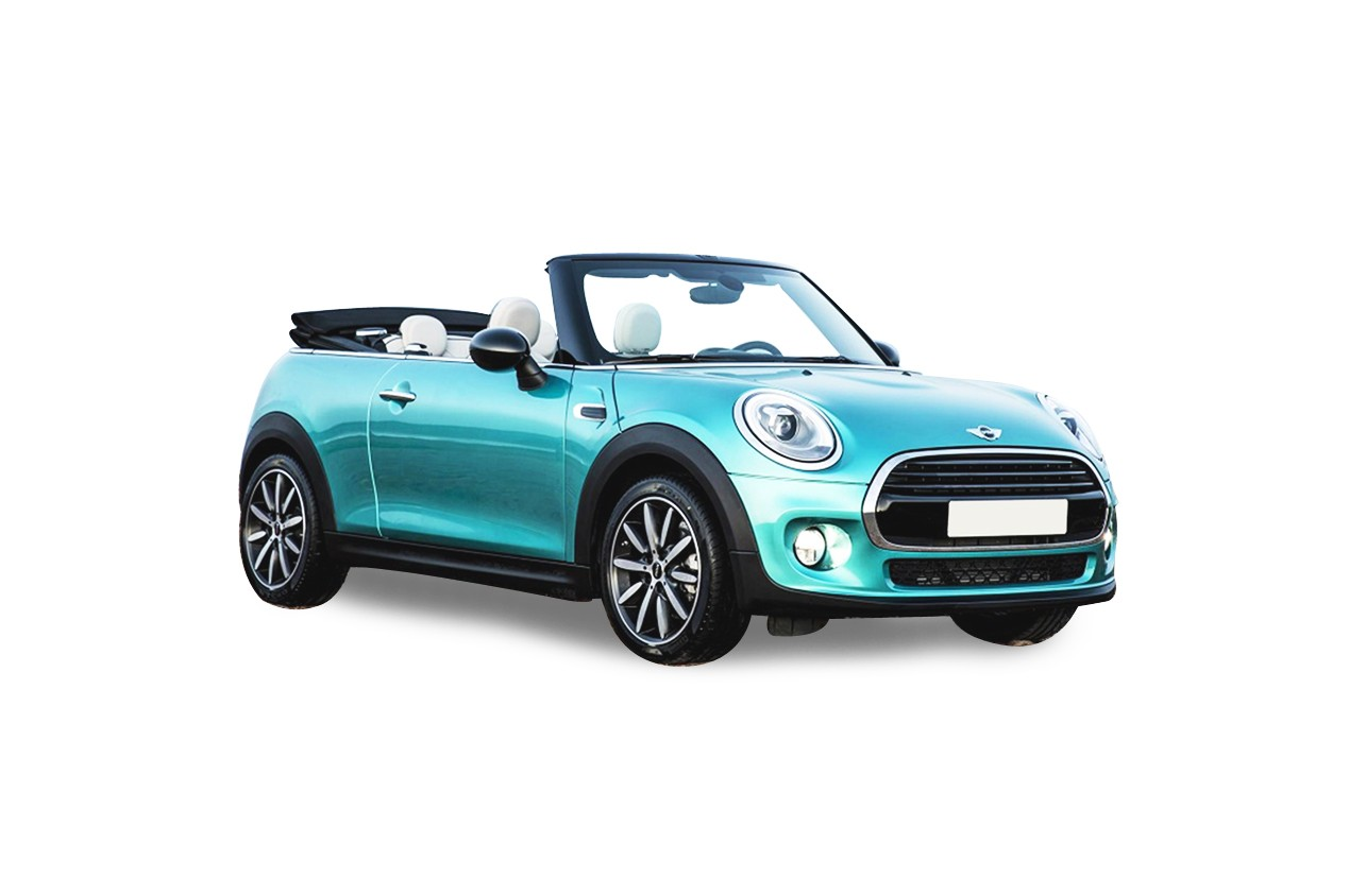 Mini cabriolet - F57