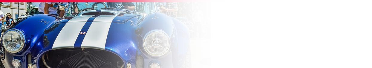 Cabriolet AC Cobra