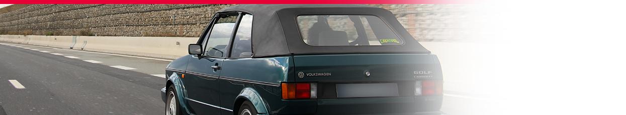 Cabriolet VW Golf 1