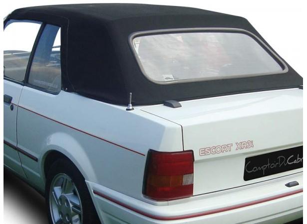 Capote Ford Escort Mk4 cabriolet en Alpaga +
