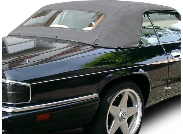 Capote Jaguar XJS cabriolet en Alpaga Sonnenland