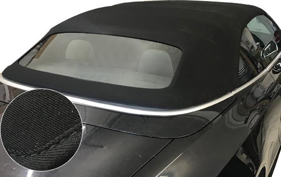 Détail Capote Audi A5